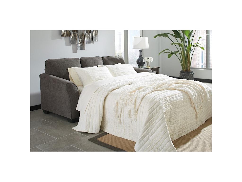 Benchcraft BriseQueen Sofa Chaise Sleeper