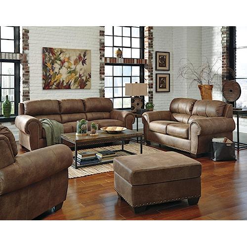 Benchcraft Burnsville Stationary Living Room Group