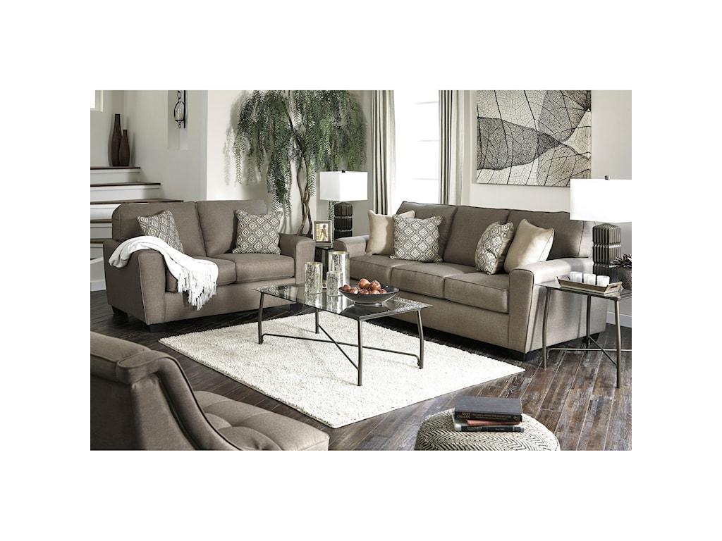 Benchcraft CalichoStationary Living Room Group