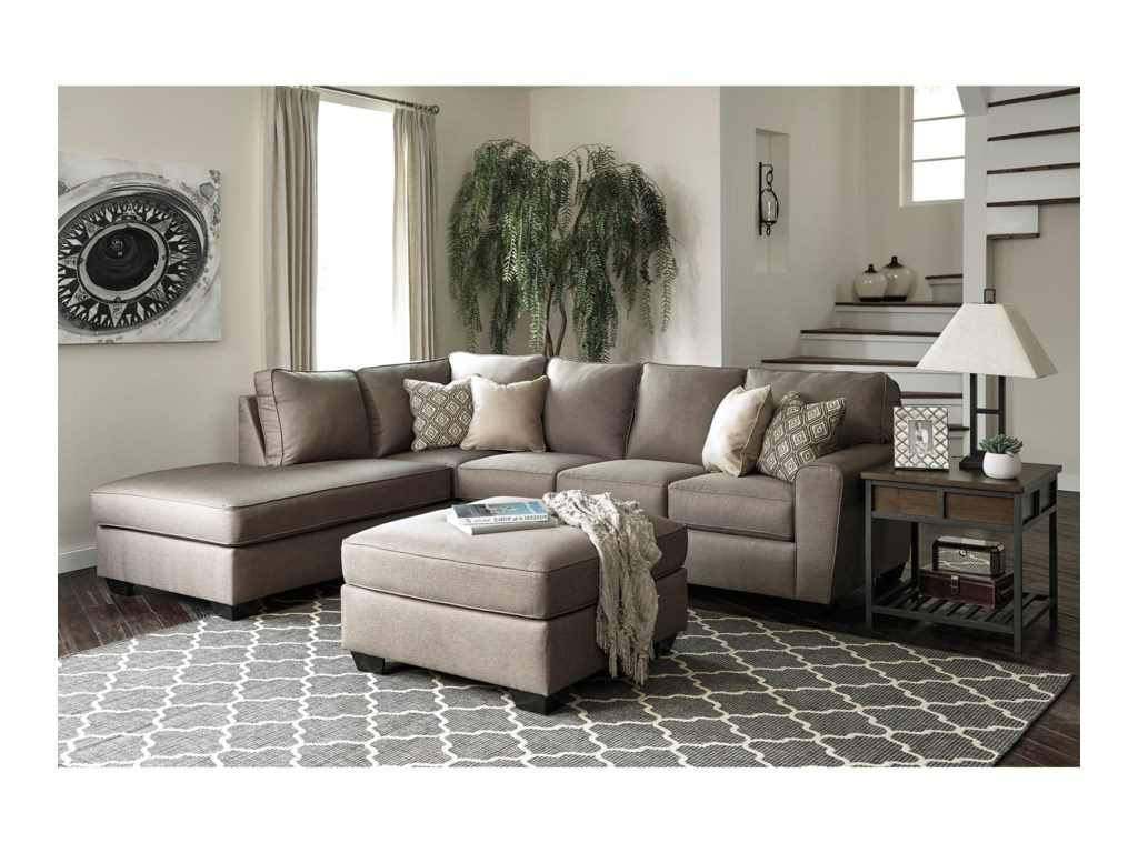 Signature Design By Ashley CalichoSectional with Left Chaise