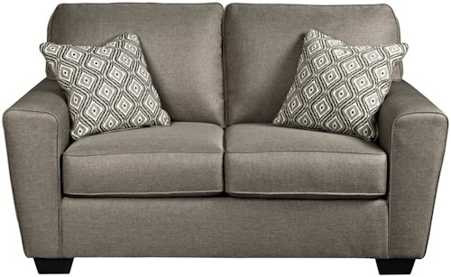 Benchcraft Calicho Contemporary Loveseat