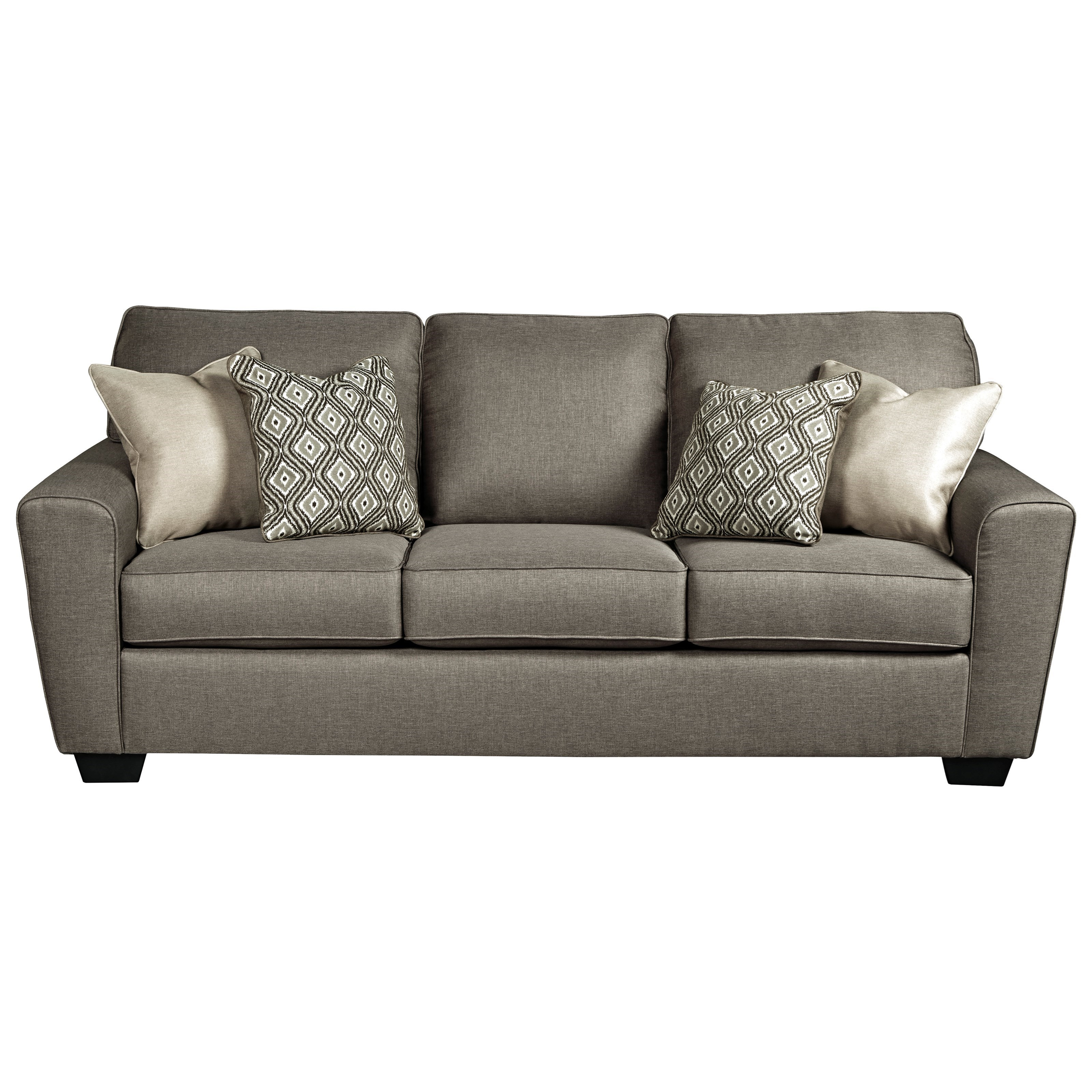 Delicieux Benchcraft Calicho Contemporary Queen Sofa Sleeper