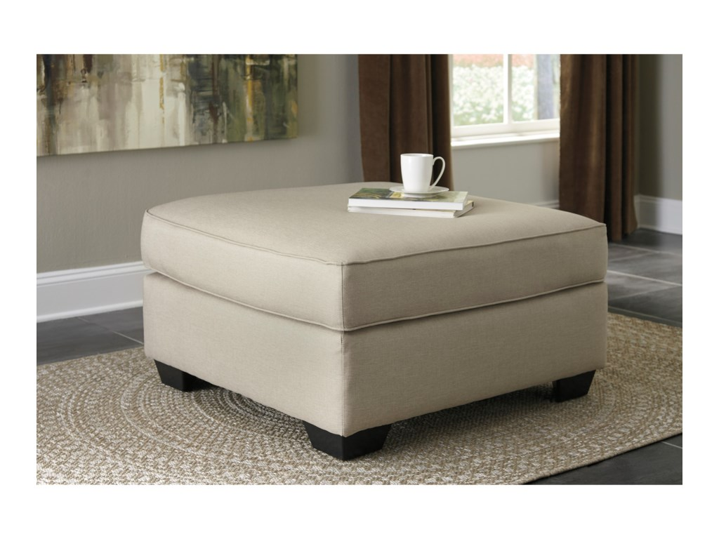 Benchcraft CalichoOversized Accent Ottoman