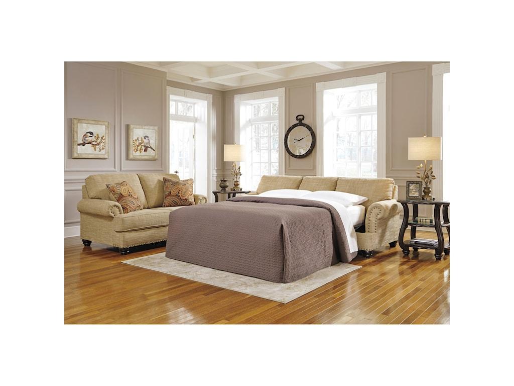 Benchcraft CandoroQueen Size Sofa Sleeper