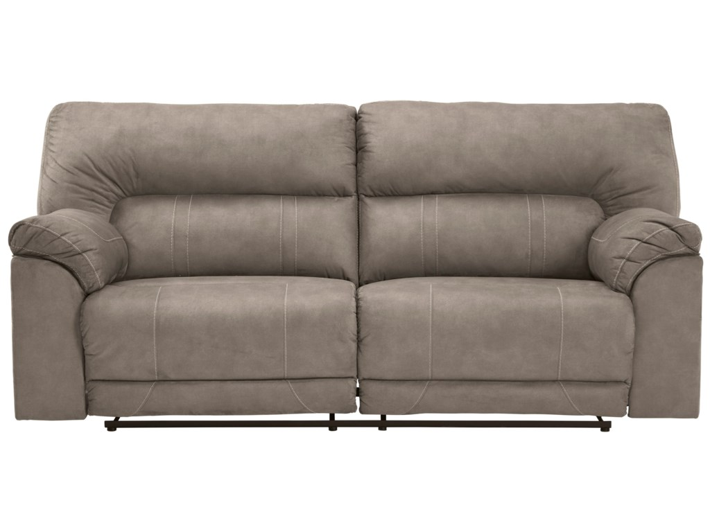 Benchcraft by Ashley CavalcadeTwo-Seat Reclining Power Sofa