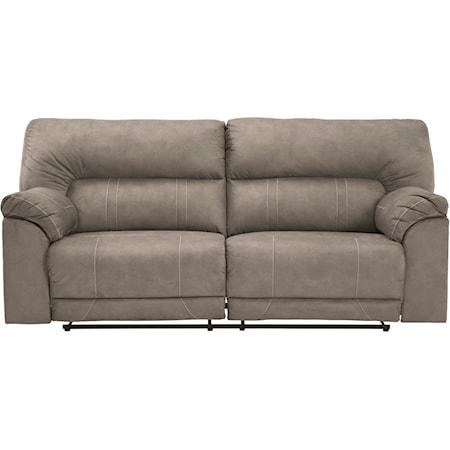 Two-Seat Reclining Sofa