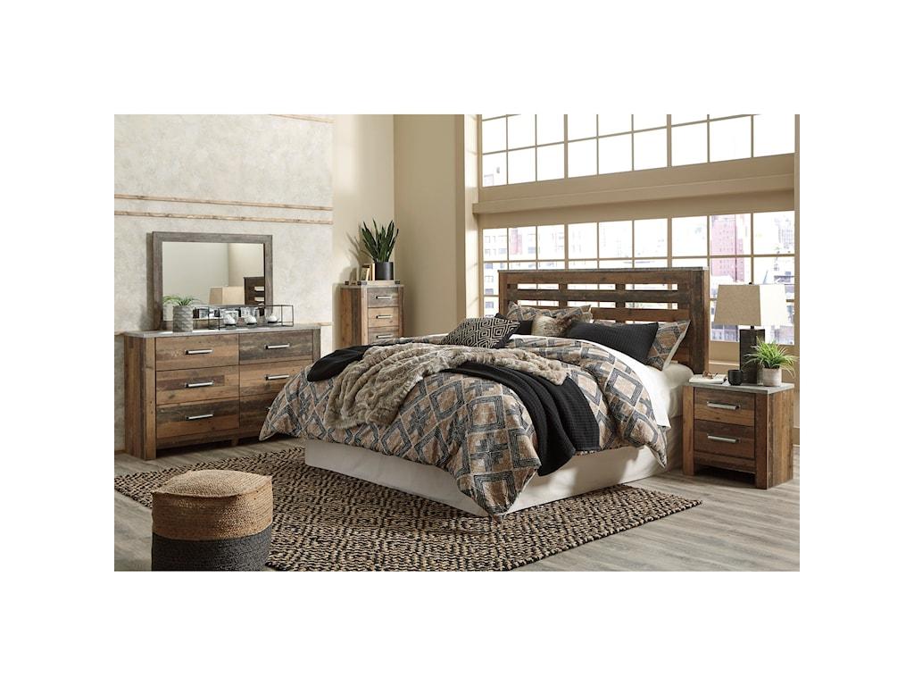 Benchcraft ChadbrookKing Bedroom Group