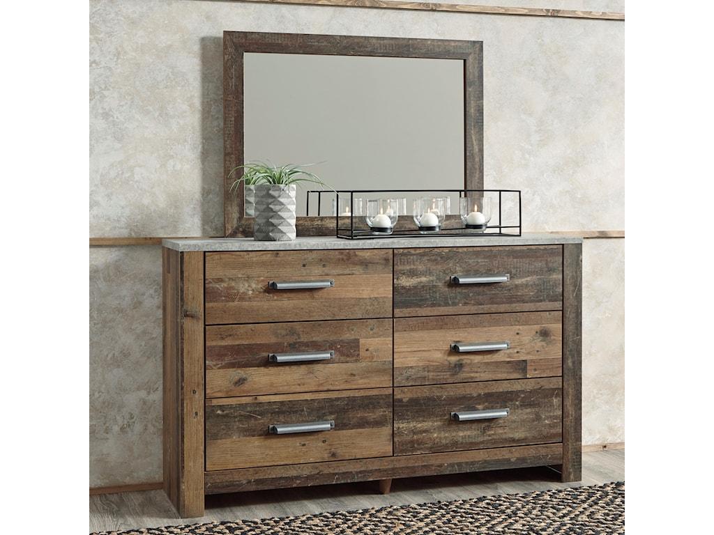 Benchcraft ChadbrookBedroom Mirror
