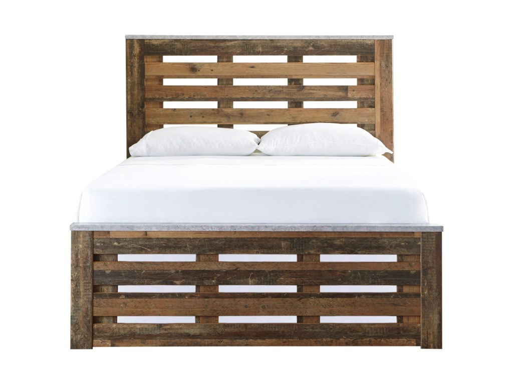 Benchcraft by Ashley ChadbrookQueen Panel Bed