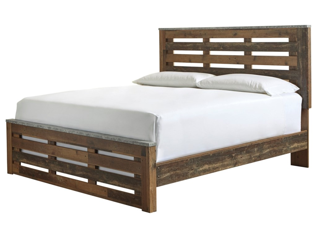 Benchcraft by Ashley ChadbrookKing Panel Bed