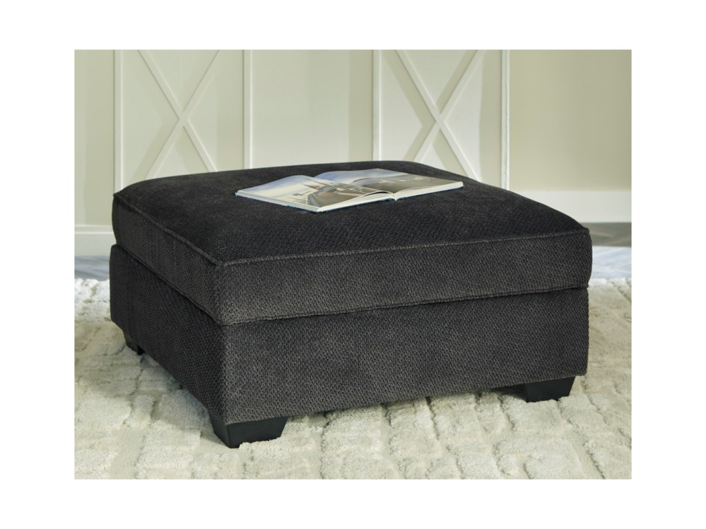 Benchcraft CharentonOttoman with Storage