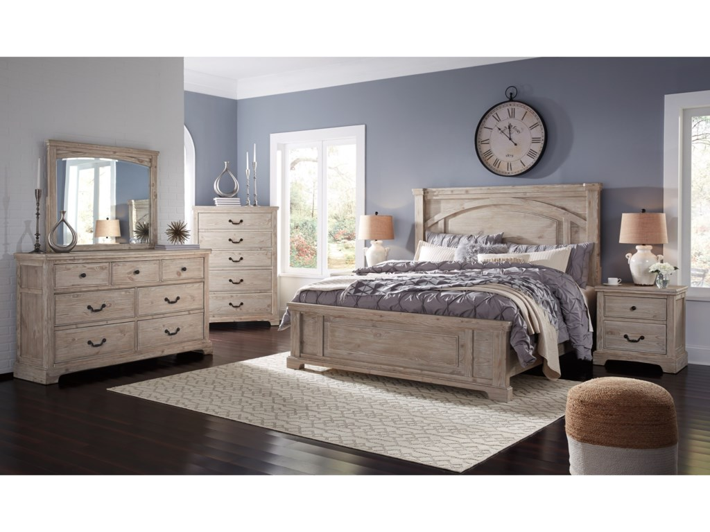 Benchcraft CharmynQueen Bedroom Group