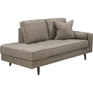 Benchcraft Dahra 112424167 Mid Century Modern Right Arm Facing Corner Chaise Beck S Furniture Chaises