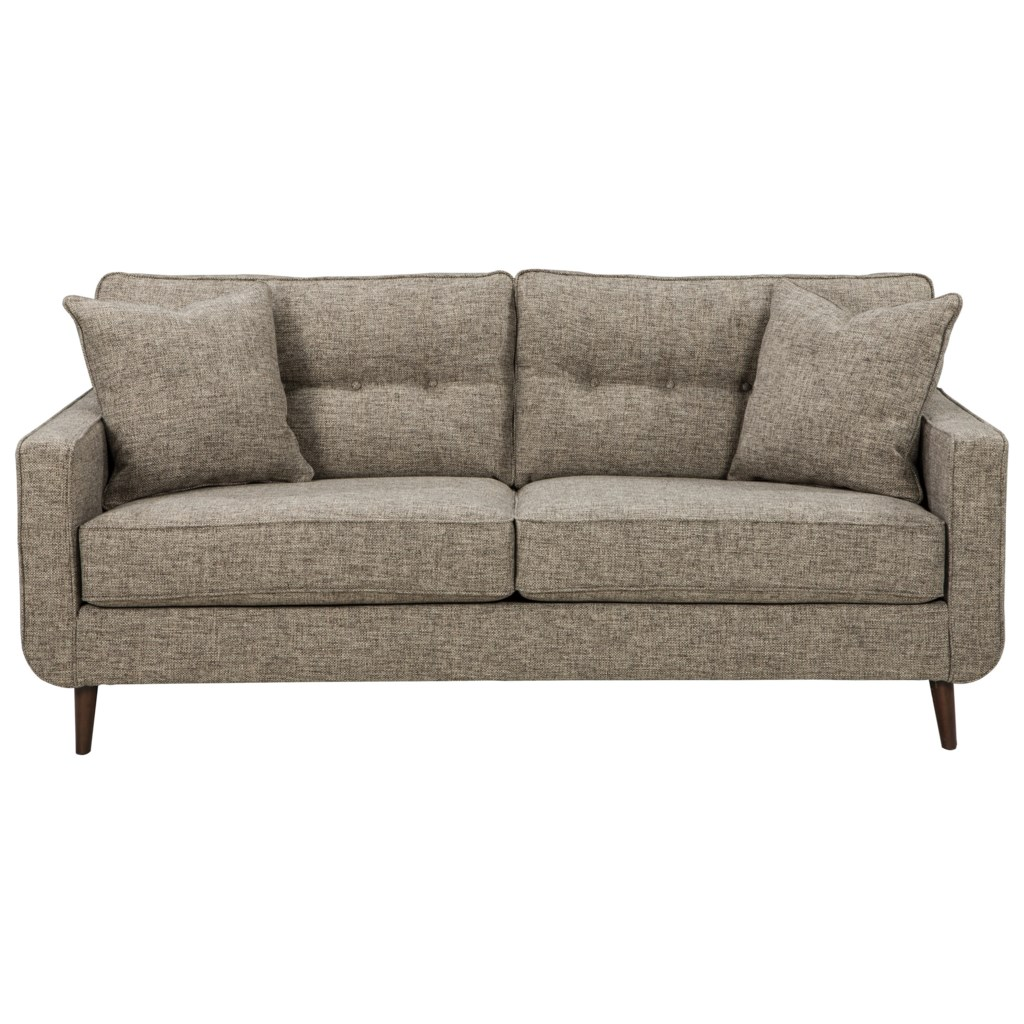 Benchcraft By Ashley Dahra 6280238 Mid Century Modern Sofa Coconis