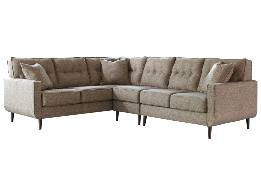 Benchcraft Dahra3-Piece Sectional