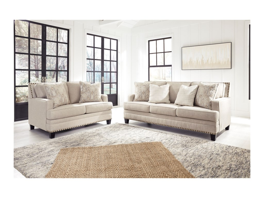 Signature Design By Ashley Claredon Living Room Group