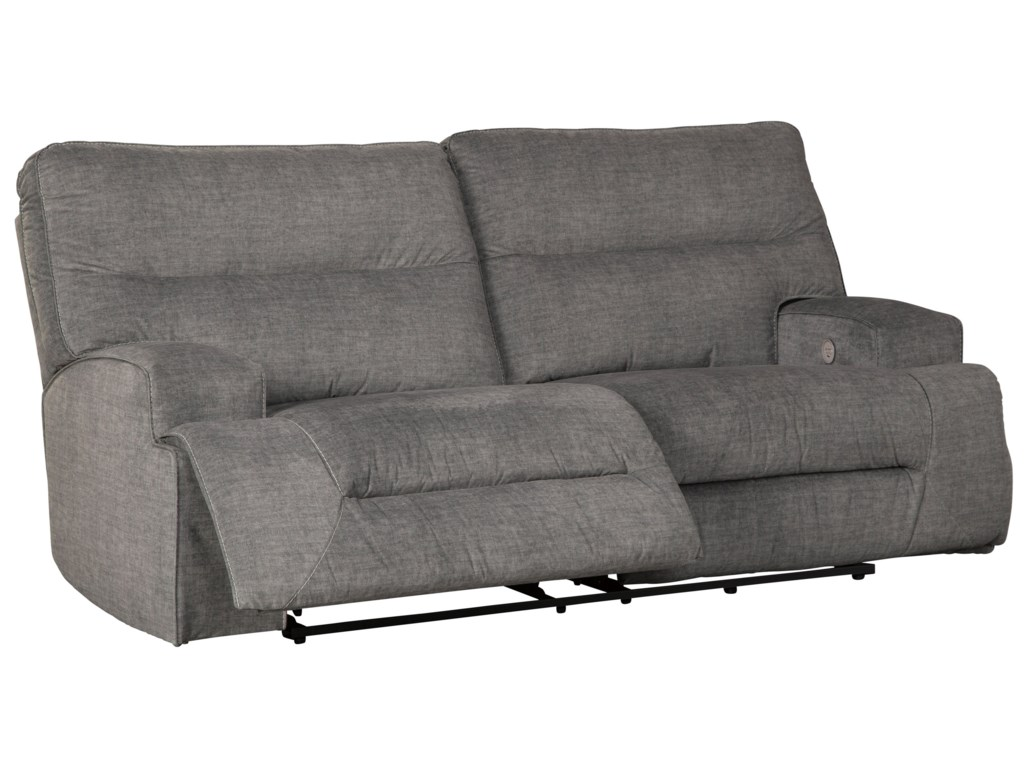 Benchcraft by Ashley Coombs2-Seat Reclining Power Sofa