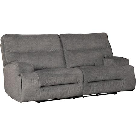 2-Seat Reclining Sofa