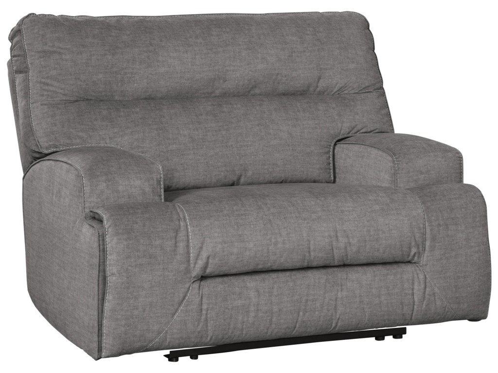 Benchcraft Coombs2 Piece Power Reclining Living Room Group
