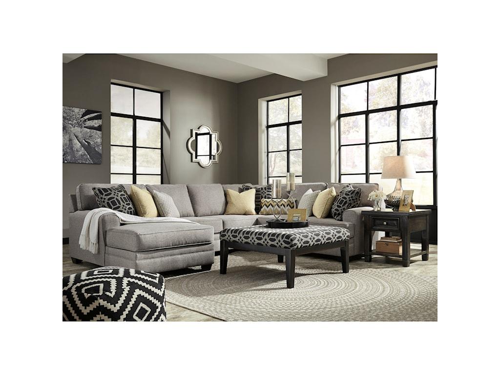 Benchcraft CressonStationary Living Room Group