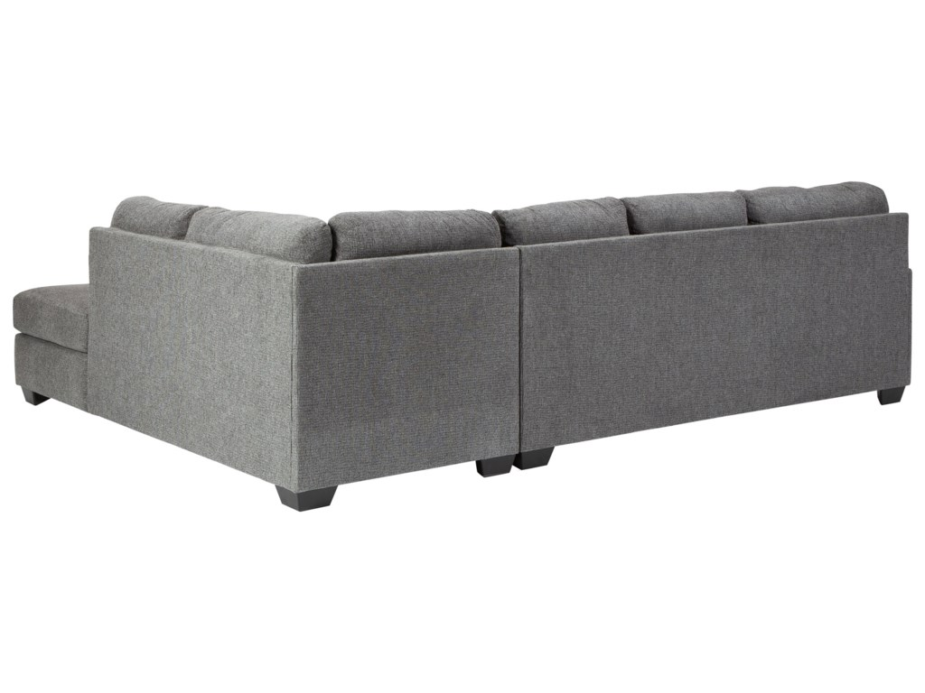 Vendor 3 Dalhart2-Piece Sectional