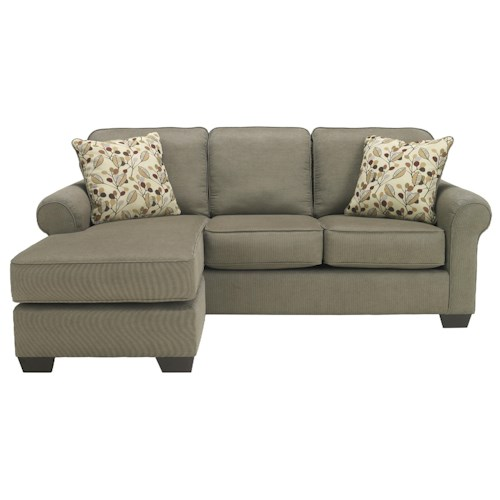 Benchcraft Danely - Dusk Sofa Chaise with Reversible Chaise