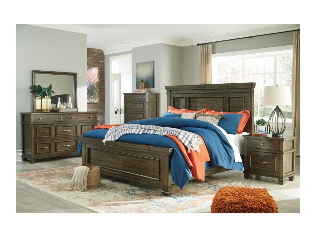 Benchcraft DarloniCalifornia King Bedroom Group