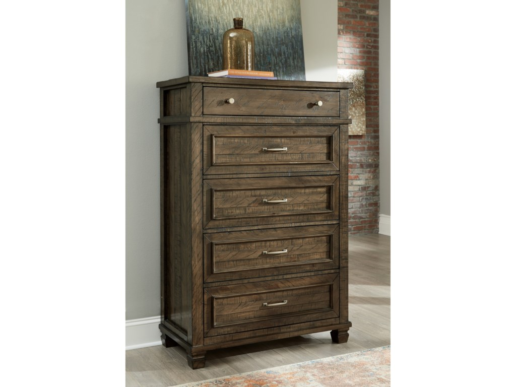 Benchcraft Darloni5 Drawer Chest