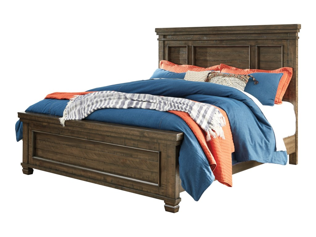 Benchcraft DarloniCalifornia King Panel Bed