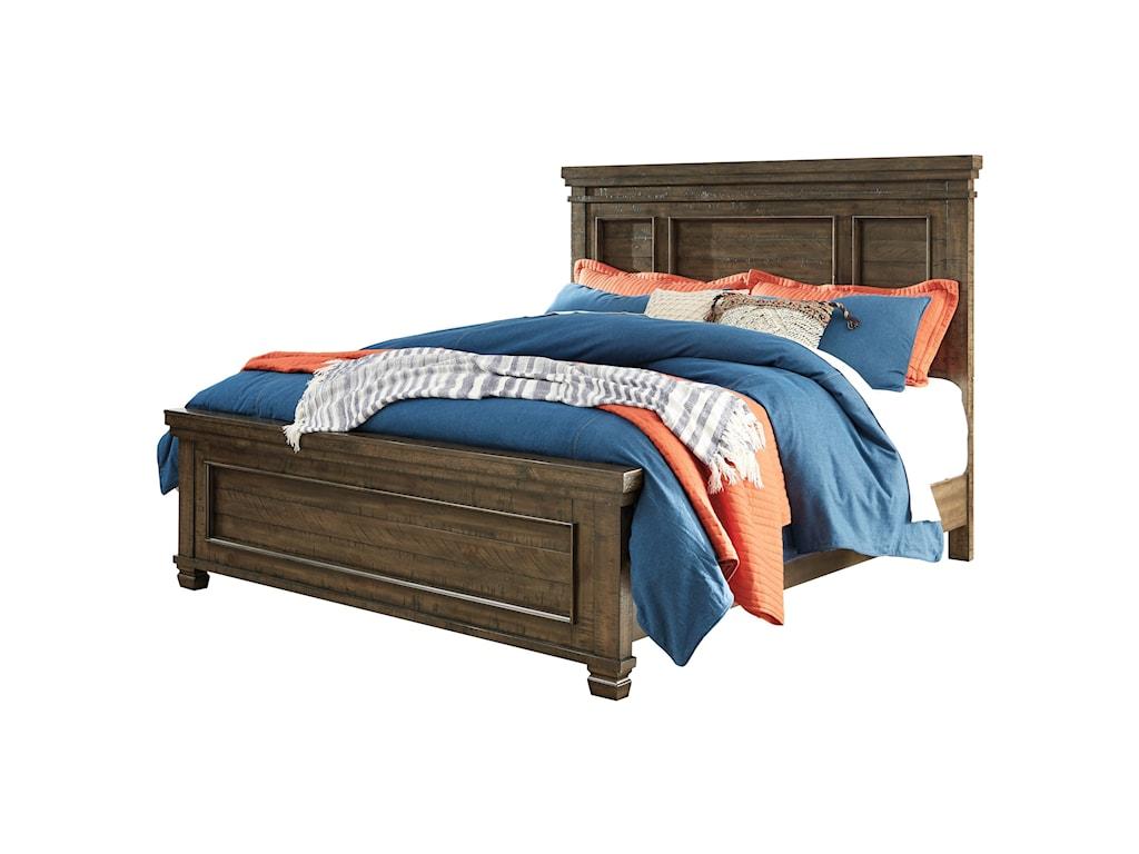 Benchcraft DarloniQueen Panel Bed