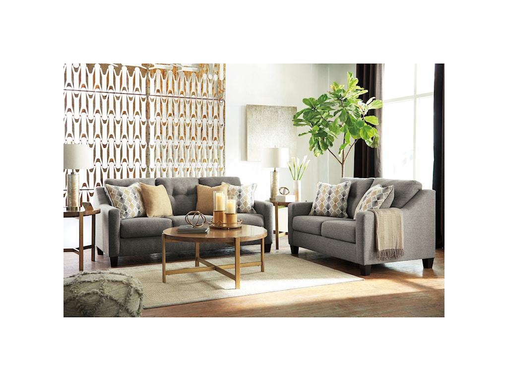 Benchcraft by Ashley DaylonStationary Living Room Group