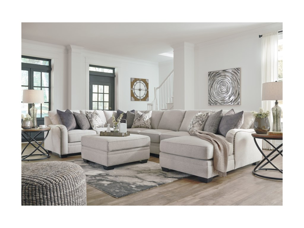 Ashley DellaraStationary Living Room Group