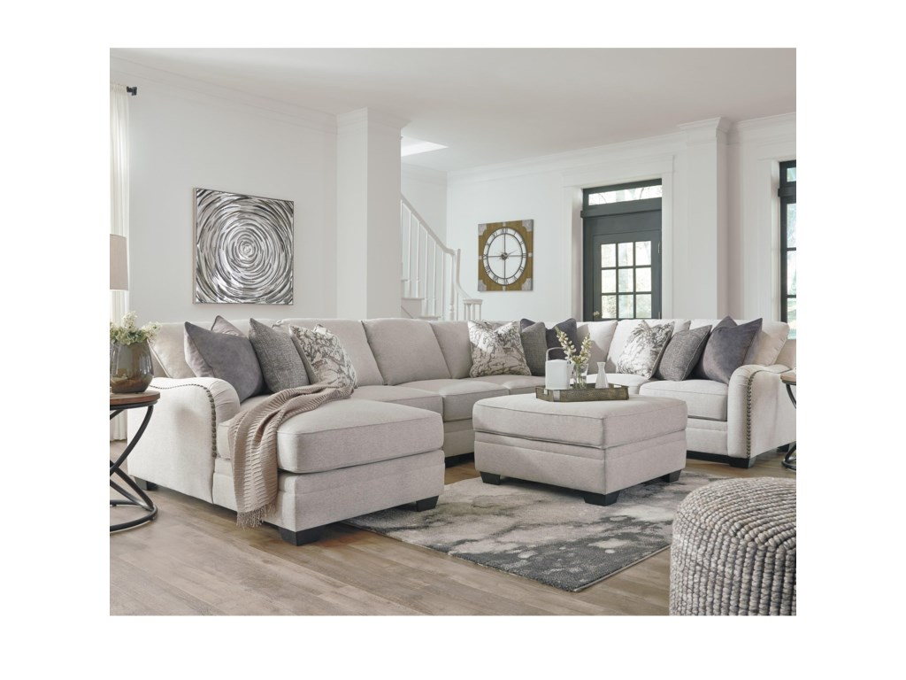 Benchcraft Dellara5-Piece Sectional