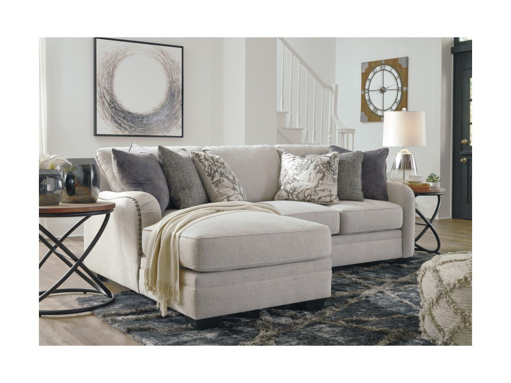 Benchcraft Dellara2-Piece Sectional