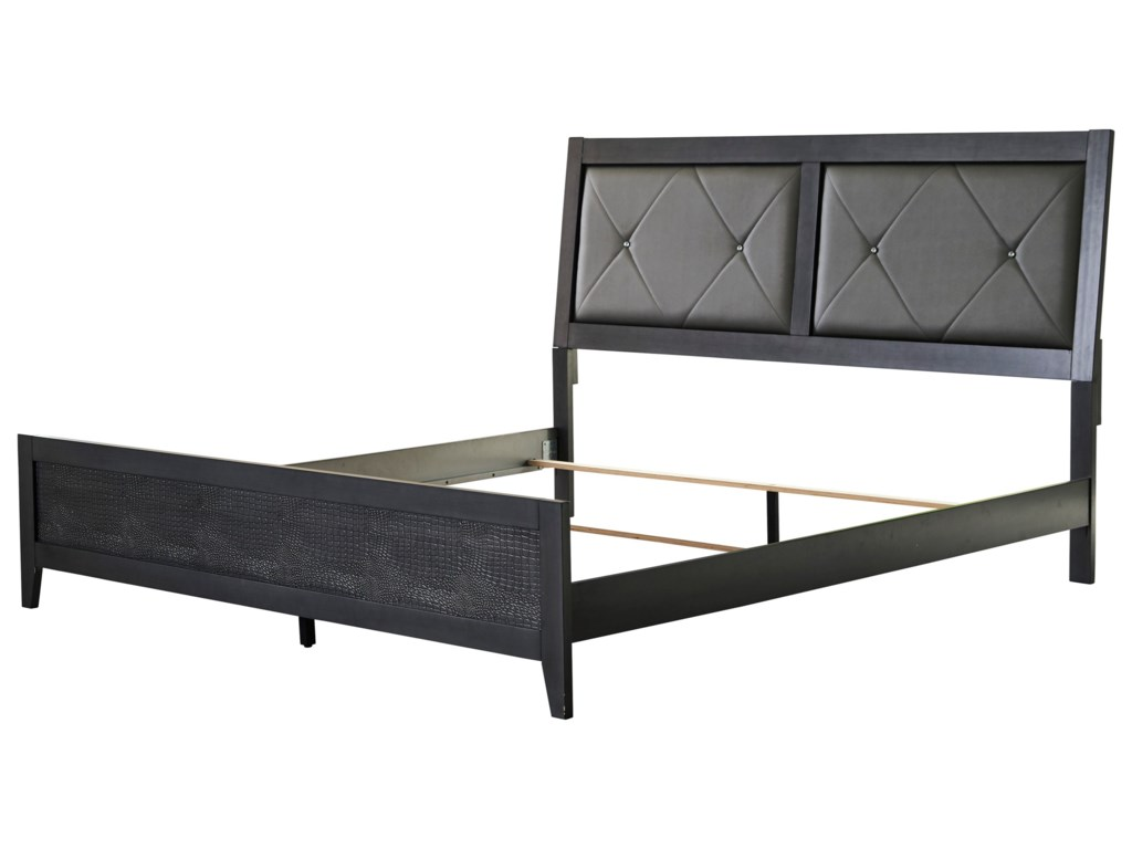 Benchcraft by Ashley DelmarCalifornia King Upholstered Bed