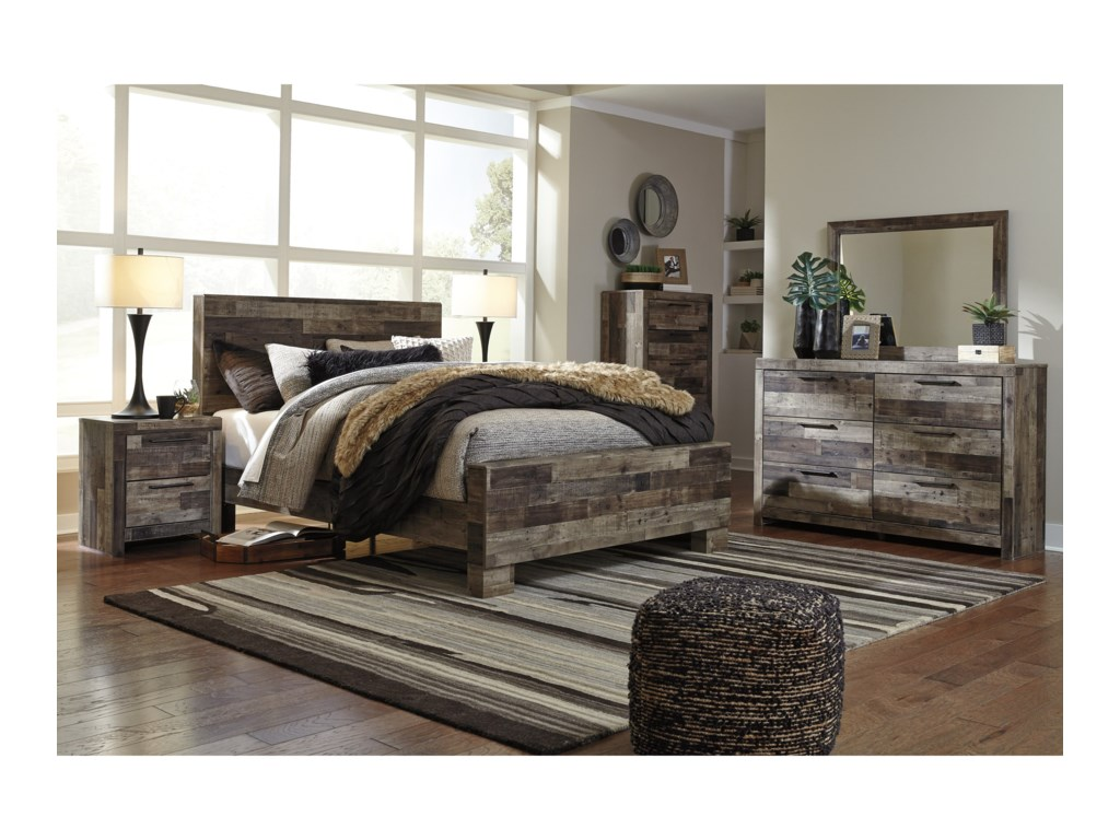 Benchcraft DereksonTwin Bedroom Group