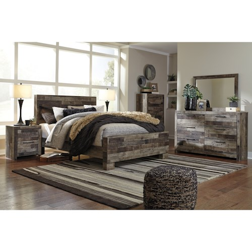 Benchcraft Derekson Twin Bedroom Group
