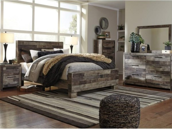 Twin Bedroom Group without Chest