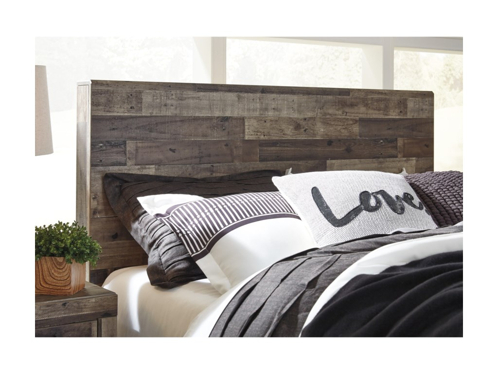Benchcraft by Ashley DereksonKing Storage Bed with 6 Drawers