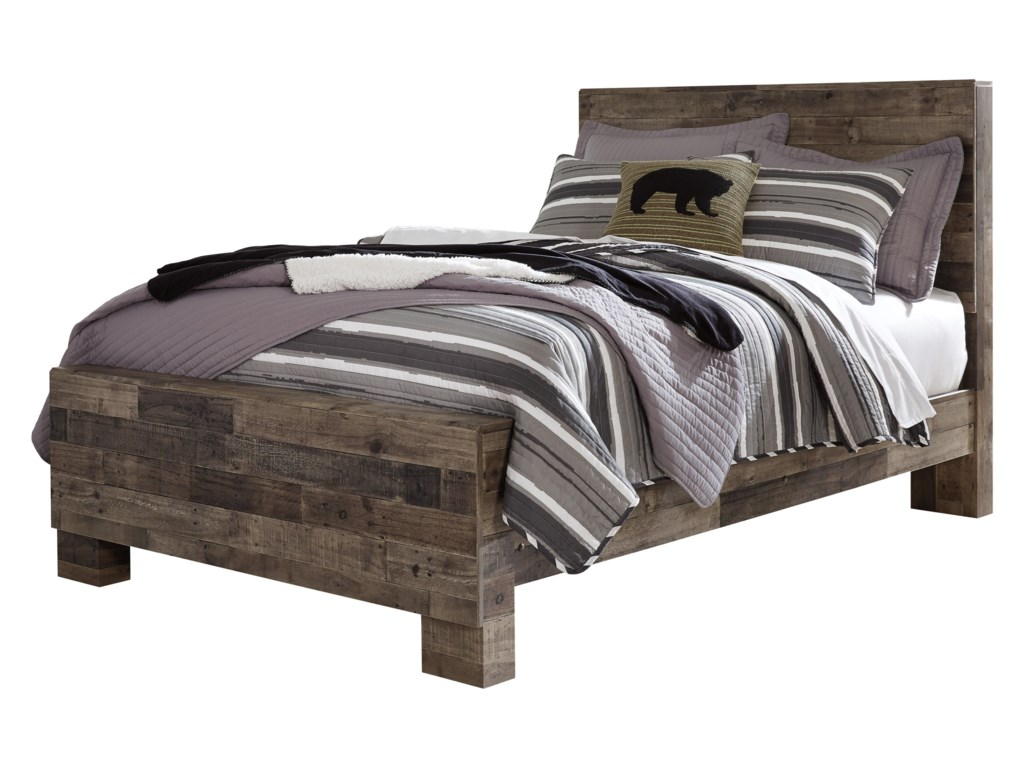 Benchcraft DereksonFull Panel Bed