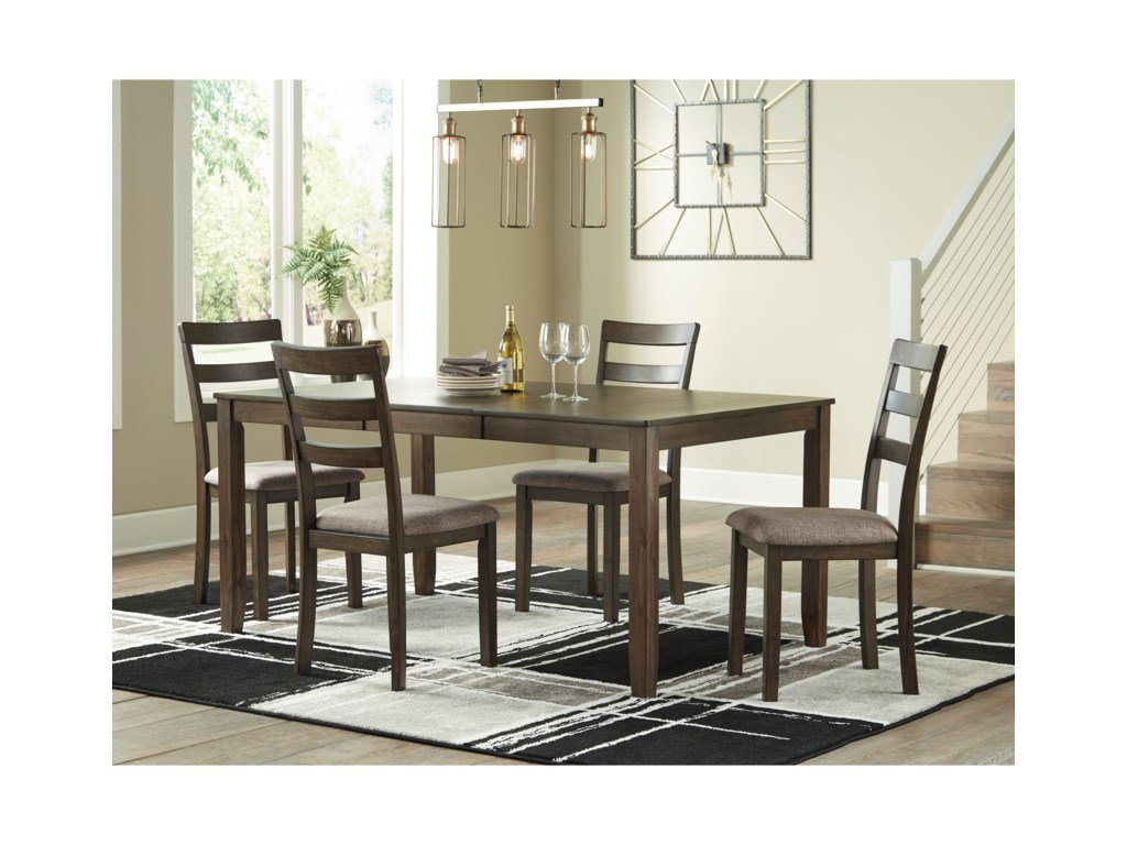 Benchcraft Drewing5-Piece Dining Set