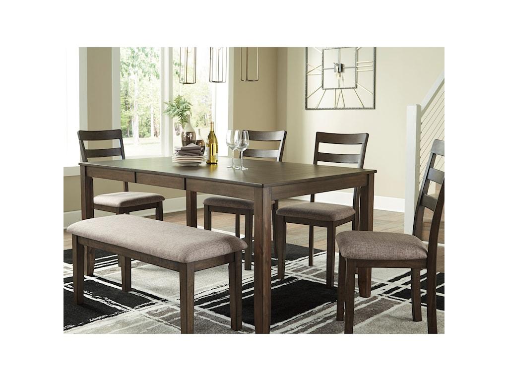 Benchcraft DrewingRectangular Dining Table