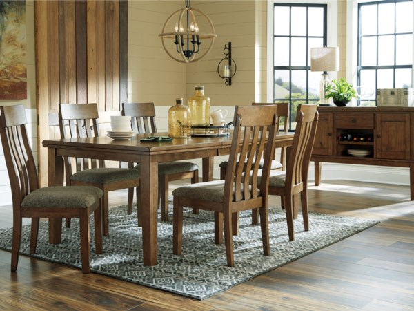 Wayside Dining Room Furniture: Casual Dining Room Group In Akron, Cleveland, Canton