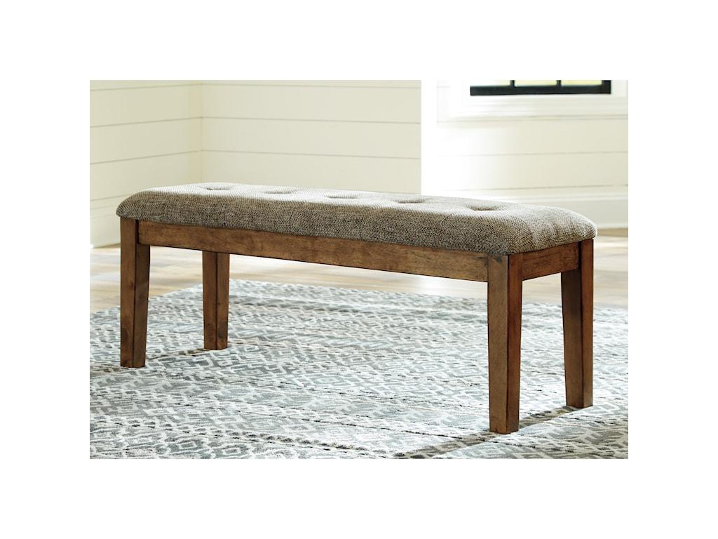 Trendz FableLarge Upholstered Dining Room Bench