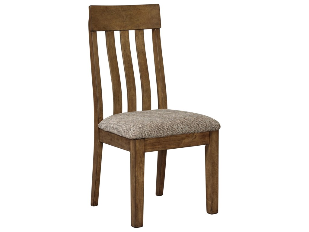 Benchcraft FlaybernDining Upholstered Side Chair