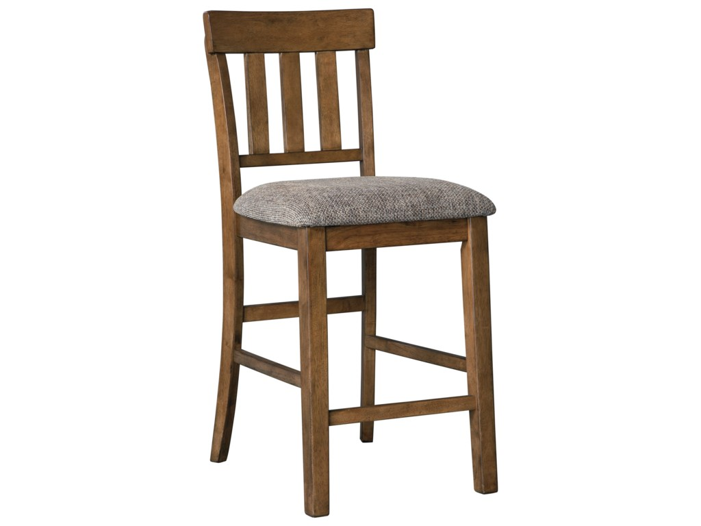 Benchcraft FlaybernUpholstered Barstool