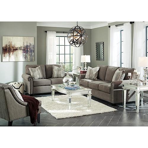Benchcraft Gilman Living Room Group