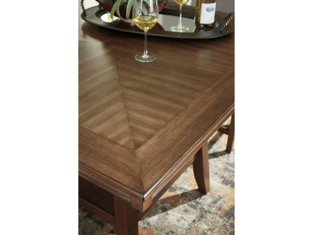 Benchcraft GlennoxSquare Dining Room Counter Table