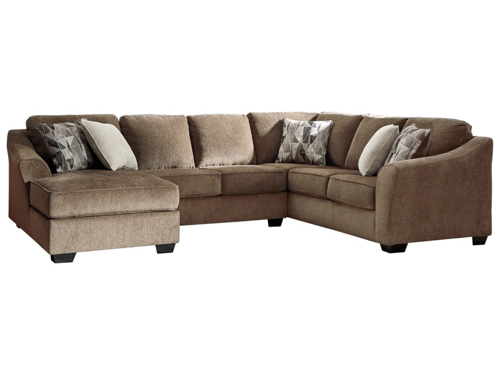 Benchcraft Graftin3-Piece Sectional