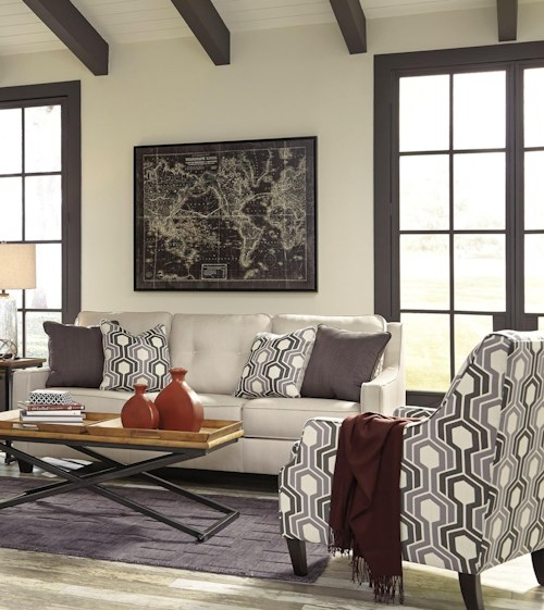 Benchcraft Guillerno Stationary Living Room Group